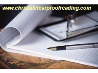 Gillingham and Kent Proofreading Service: University, student, academic and business