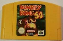 Donkey Kong 64 for Nintendo 64 (N64) - Make an offer !!! Capalaba Brisbane South East Preview