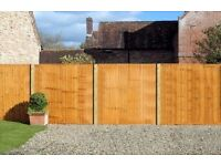 All types of fence panels at low prices