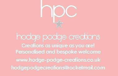 Hodge Podge Creations 2013