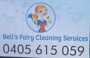 """""""Bell's Fairy Cleaning Services"""" Hobart CBD Hobart City Preview"""
