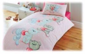 Best Friends Single Duvet Set