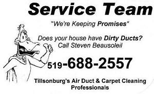 Air  Duct Cleaning  Norfolk County