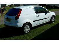 Ford fiesta Van 1.4tdci lovely little van