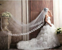 Affordable brand new veils