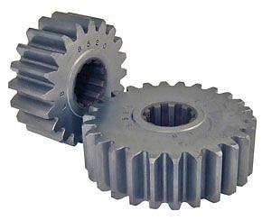 Winter 8500 Series 10-Spline Quick Change Gears Set # 18 IMCA Circle Track