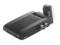 MINI HD FTA Freeview Digital TV Receiver H264 MPEG4 DVB-T2 TV Tuner With USB and HDMI AV Output