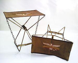 Vintage Fishing Chair Ebay