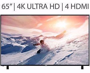 Haier – Téléviseur DEL 4K Ultra HD 65 po 65UF2505