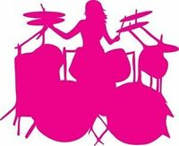 Girl Drummer 4 Hire!