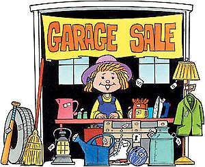Yard Sale Sat Morning Bedford