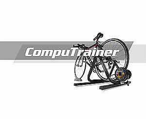 Complete Computrainer smart, cycling, bike trainer, zwift