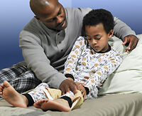 research on children s growing pains