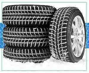 225/55/17 WINTER TIRE BLOWOUT SALE!  ON NOW 416-520-4047