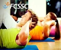 Get Fit with FCSSC this Fall in our 12 Week Bootcamp!