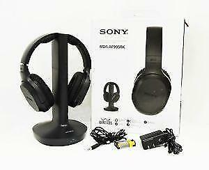 SHOCKING FALL SALE ON SONY BLUETOOTH WIRELESS HEADPHONES - WF-1000X, MDR-RF995RK