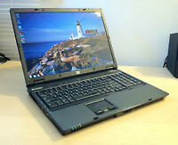 """HP nw9440 17"""" Laptop - Intel Core Duo T2600 2.13GHz 2GB DDR2 160"""