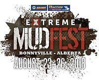 Mudfest 2018 VIP Weekend Passes (2)