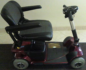 Revo Pride Mobility Scooter