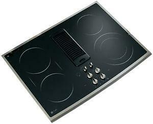 30 electric downdraft cooktops