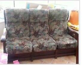 Sofa set three seater and two single seater
