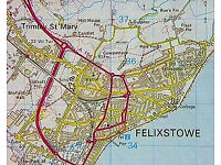 1 or 2 Bed wanted for family 14th February - 1st March Felixstowe or surrounding villages