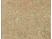 Floor tiles 33x33cm per tile (fits room 7m2)
