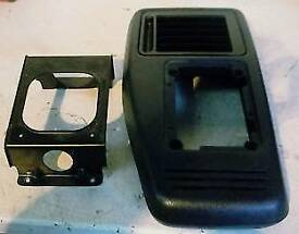 Mk4 Escort & Mk2 Orion Centre Console and Bracket