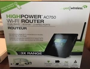 Routeur WI-FI Amped AC750 TAPR2-CA