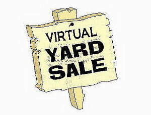 Virtual Yard Sale! Check Out My Ads!  all Is For Sale Or Trade!