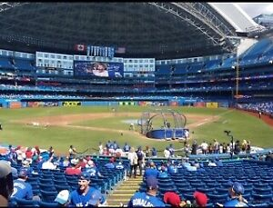 Blue Jay's Premium seats available for all games - Face Value!