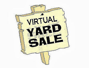Virtual Yard Sale! Check Out My Ads! All For Sale Or Trade!