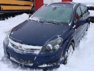25- Saturn Astra Berline 2009