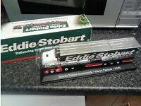 EDDIE STOBBART TRUCK UNUSED BOXED