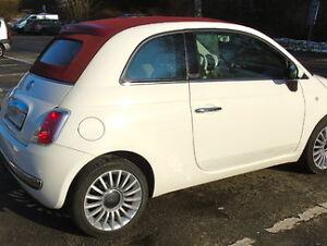 2013 Fiat 500c Cabriolet