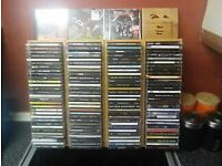 collection of cds racks not included
