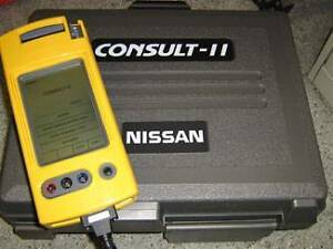 CONSULT II NISSAN ELECTRONIC ASSESSMENT SERVICE Wheelers Hill Monash Area Preview