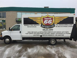 MOBILE TIRE SERVICE / TIRE SALES/ WINTER WHEELS/TPMS