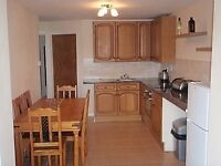 Bunglaow in Borth, part furnished in village with 2 double bedrooms and one small single bedroom.