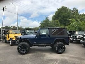 Looking for a clean Jeep Tj , XJ or Lj