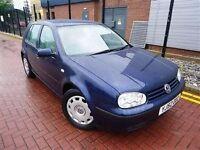Volkswagen Golf. 1.9 SE TDI Blue 5 door.