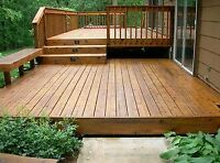 Decks and Fences spring discount!! Save the tax