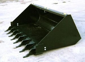 SKID STEER BUCKETS, PALLET FORKS, SPEARS, and MORE Kawartha Lakes Peterborough Area image 4