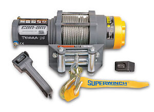 Can Am 715002167 winch