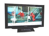 PANASONIC 37inch; LCD TV FREESAT FREEVIEW