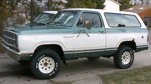 1980 Dodge Other SUV, Crossover