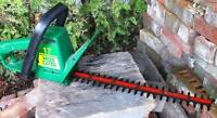 Taille haie éléctrique Weed Eater 17