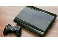 super slim ps3 console