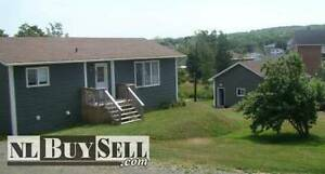 Country style lot and home St. John's Newfoundland image 1