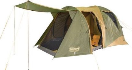 Coleman Timbertop Geo CV 6 - 2 Room Tent  sc 1 st  Gumtree & coleman tent cv | Gumtree Australia Free Local Classifieds